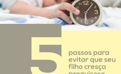 5 passos para evitar que seu filho cresça preguiçoso