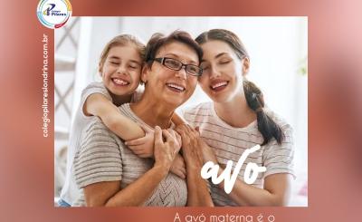 A avó materna é o elo chave de uma família