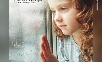 A criança tranquila e obediente nem sempre é uma criança feliz