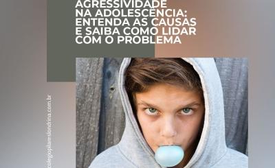Agressividade na adolescência: entenda as causas e saiba como lidar com o problema
