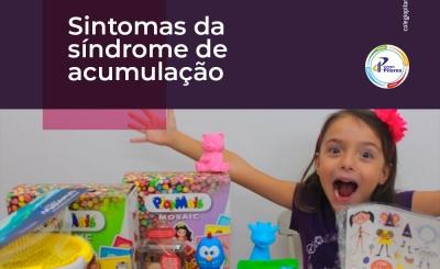 Sintomas da síndrome de acumulação