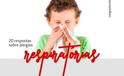 20 respostas sobre alergias respiratórias